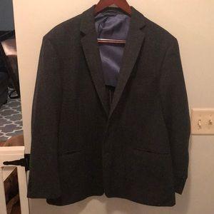 Hart Schaffner Marx 10 pocket sport coat 46R